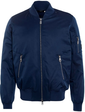 Eleven Paris Suxy Bomber Jacket, Navy
