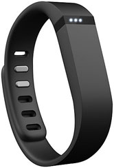 Fitbit Flex Wireless Activity and Sleep Tracking Wristband, Black