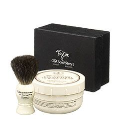 A luxuriously smooth shave