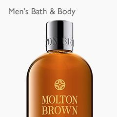 Men's Bath and Body