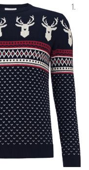 John Lewis Save The Children Christmas Jumper