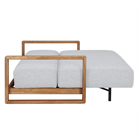 buy john lewis mercer sofa bed evora putty john lewis