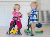 Sit & Scoot 3in1 / Balance Bike