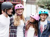 Micro Scooter Helmets