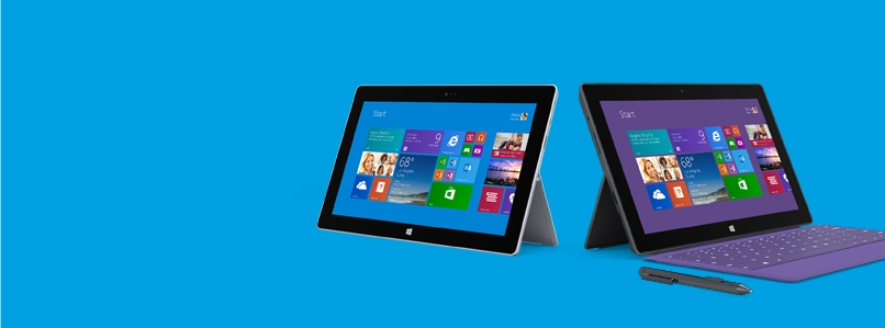 Click in and do more.Say hello to the new Surface 2 and Surface pro 2
