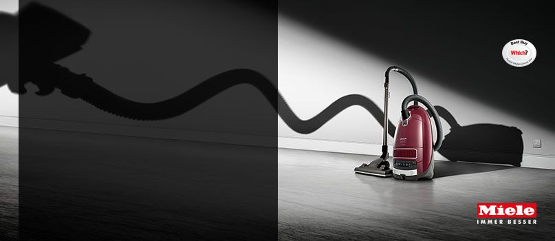 Monster suction from Miele for less