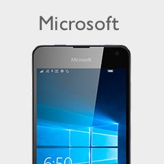 Microsoft Lumia SIM free phones