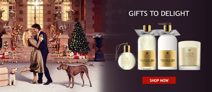 Molton Brown Gifts to delight