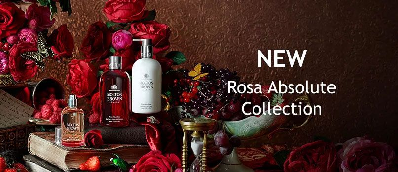 New Rosa Absolute collection