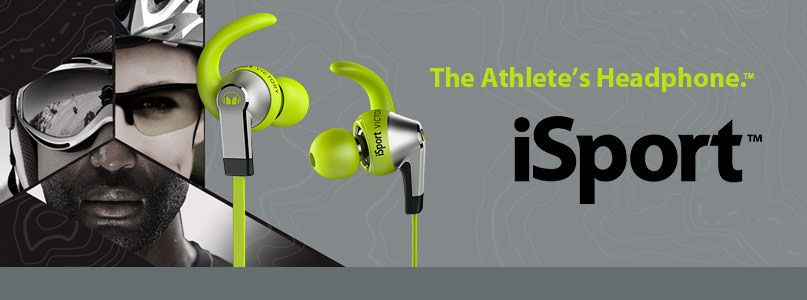 The Athletes Headphone, iSport