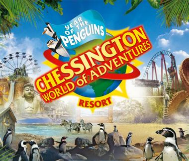 Win a family break to the Year of the Penguins at Chessington World of Adventures Resort