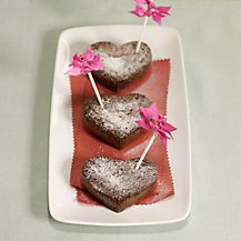 Make your Own Cupid Brownies