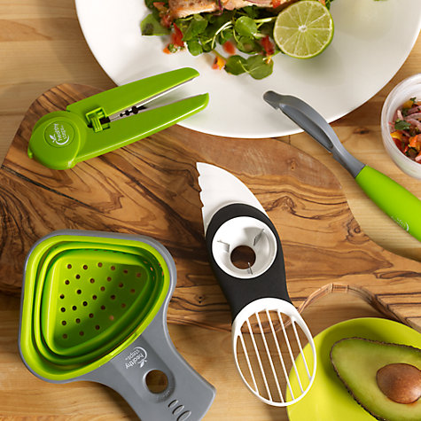 Buy OXO Good Grips 3-in-1 Avocado Tool Online at johnlewis.com