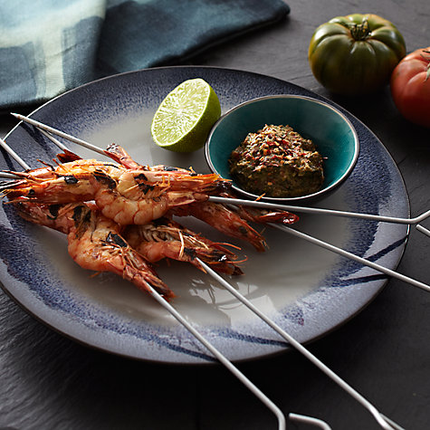 Buy Barbecue Prawns with Satay Dip Online at johnlewis.com