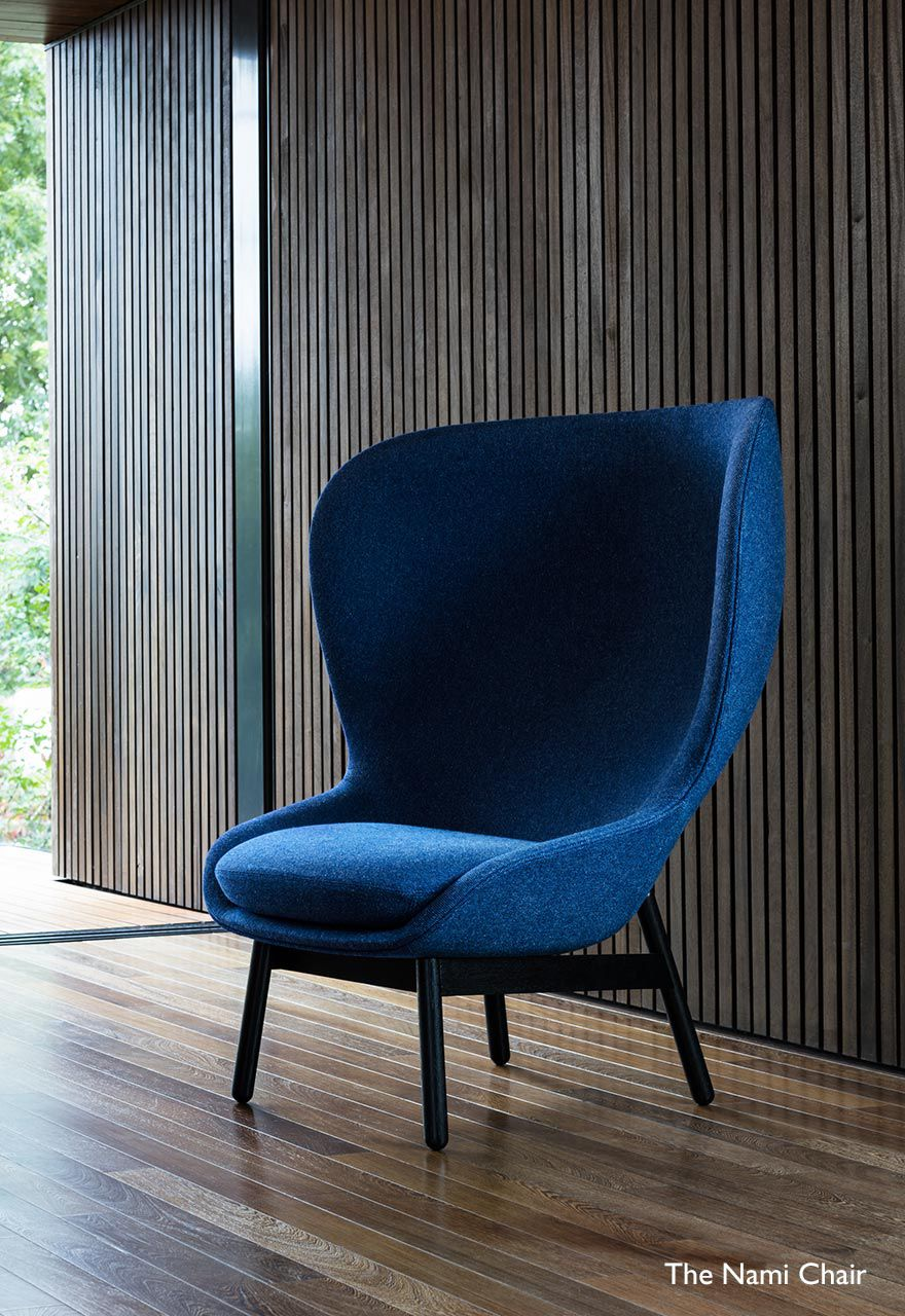 Doshi Levien for John Lewis; The Nami Chair