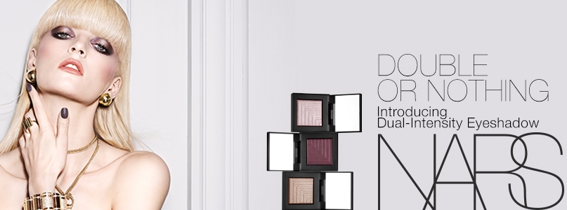 Double Or Nothing – Introducing dual-intensity eyeshadow