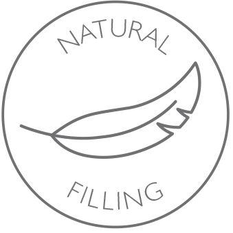 Natural filling