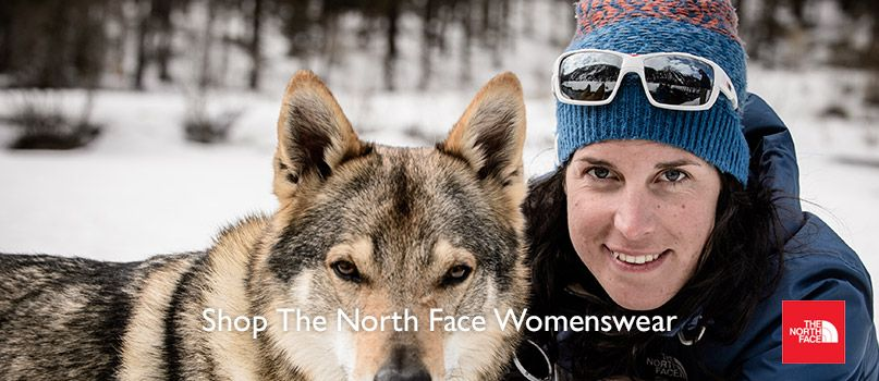 Shop The North Face® womenswear