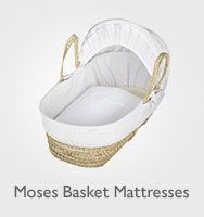 Moses Basket Mattresses