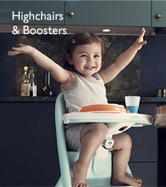 Highchairs & Boosters