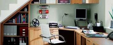 Creator fitted office furniture
