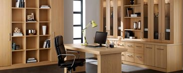 Modena fitted office furniture
