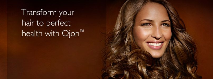 Transform your hair to perfect health with Ojon