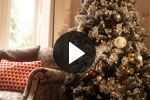 One room, 4 Christmas looks videos - Winterland