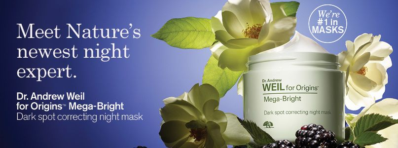 Dr Andrew - Weil Mega Bright Night Mask