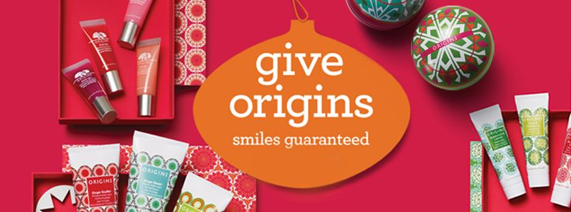 Origins great gifts