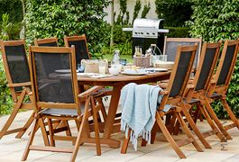 Garden furniture that makes the most of your outdoor space