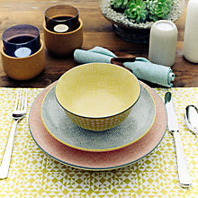 Buy John Lewis Pioneer Tableware Online at johnlewis.com