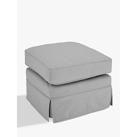 Buy John Lewis Padstow Fixed Cover Footstool Online at johnlewis.com