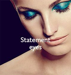 Statement eyes