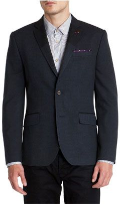 Ted Baker Shabba Single Breasted Blazer