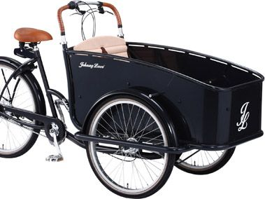 Johnny Loco Dutch Delight E-Cargo Bike