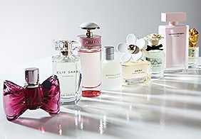 10% off selected fragrances