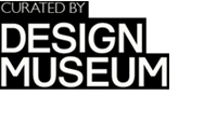 Curated by the design museum July - September 2014