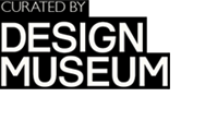 Curated by the design museum
