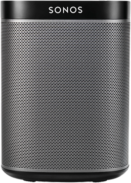 Sonos PLAY:1 Wireless Music System, Black