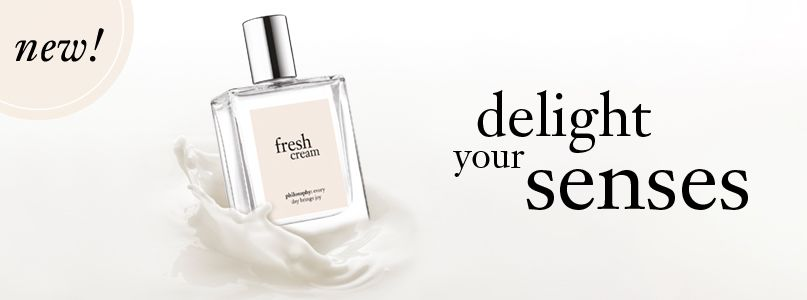 Philosophy - delight your senses