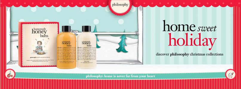 Philosophy - Home sweet holiday discover philosophy Christmas Collection