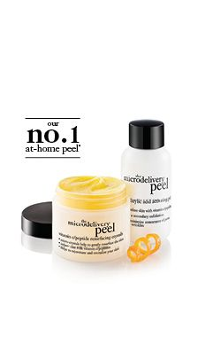 3 minute peel treatment