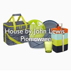 House by John Lewis Picnicware