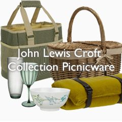 John Lewis Croft Collection Picnicware