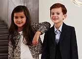 Let them sparkle - children's partywear