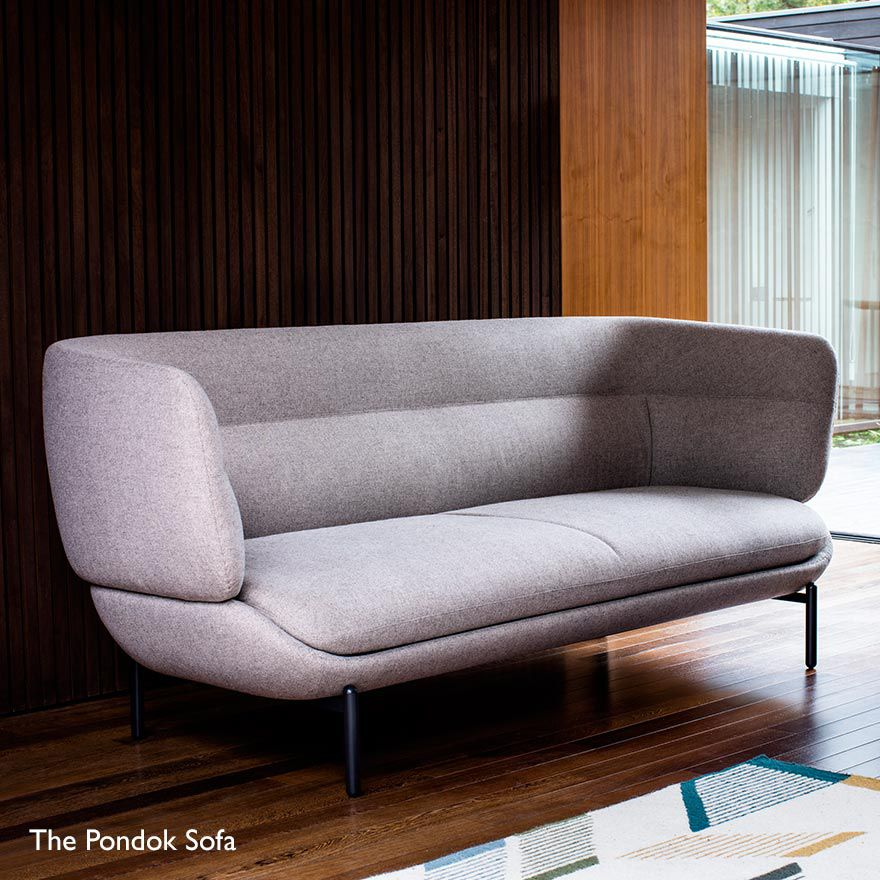 Doshi Levien for John Lewis; The Pondok Sofa