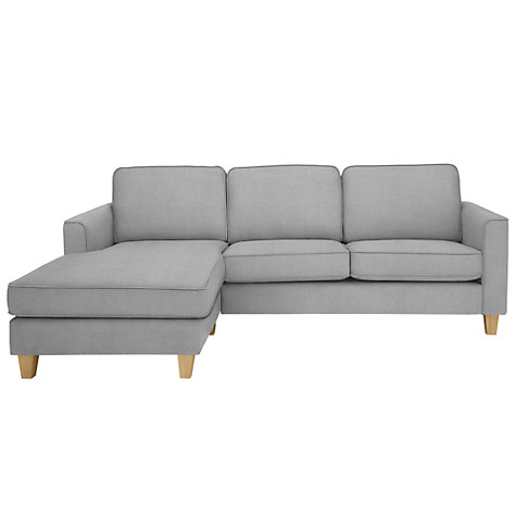 Buy John Lewis Portia LHF Chaise End Sofa Online at johnlewis.com