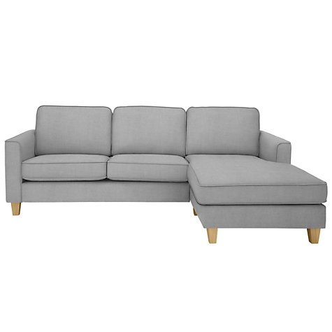 Buy John Lewis Portia RHF Chaise End Sofa Online at johnlewis.com