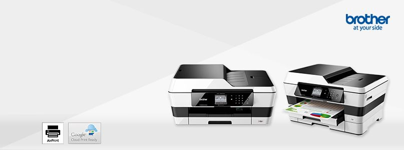 Stay connected: Brother multi-function printers